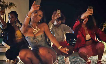 Nicki Minaj, Major Lazer y Partynextdoor se ríen de la obsesión por los smartphones en 'run up'