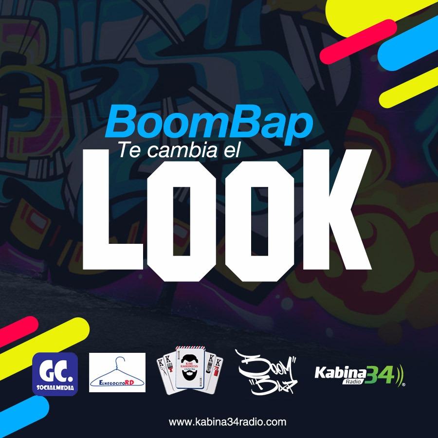 Boombap te cambia el Look