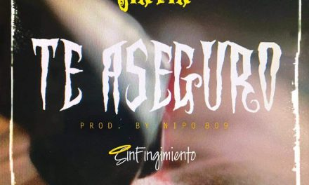 """""""Te Aseguro"""" nuevo corte promocional del afamado de rapero dominicano """"Sin Fin"""""""