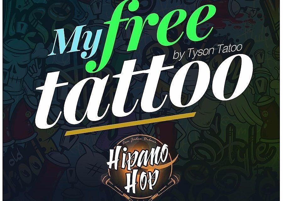 Concurso My Free Tattoo por Hipanohop