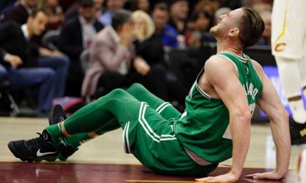 NBA inicia con lesión