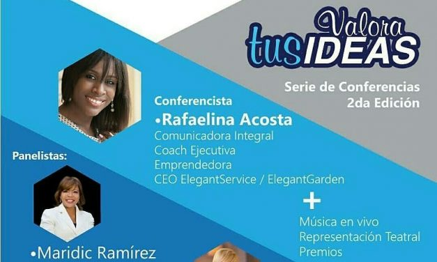 Conferencia Valoras Tu Ideas