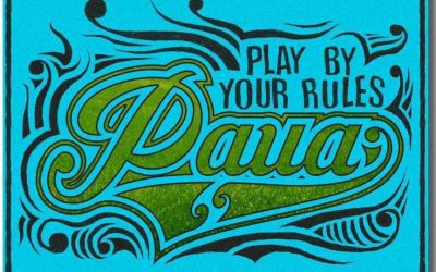 PAUA's latest single 'Play By Your Rules' and NZ/AU tour